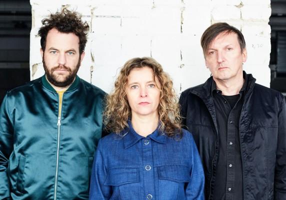 Das künstlerische Leitungsteam: Christian Morin, Katja Lucker und Martin Hossbach; Foto: Patrick Desbrosses