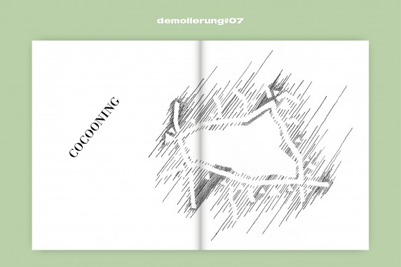 Cover Demolierung 07: Cocooning