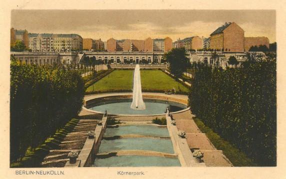 Postkarte aus den 20ern