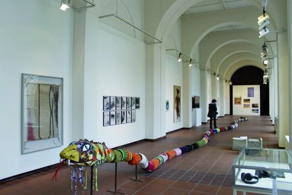 Blick in die Galerie im Körnerpark (Foto: Muhammed Lamin Jamada)