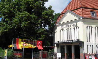 Bahnhof Köllnische Heide (Foto: Cornelia Saxe)
