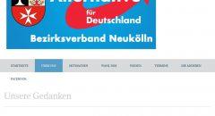 Gedanken im Überfluss, Screenshot: afd-neukoelln.de/ueber-uns/unsere-gedanken/