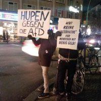 Kein Stadtrat für die AfD