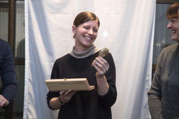 Der dritte Neuköllner Kunstpreis ging an die Fotografin Franca Wohlt (500 Euro)