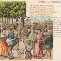 Wie aus Rixdorf Neukölln wurde