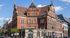 Die Alte Post in der Karl-Marx-Straße (Foto: Commodus)