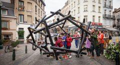 Der Hyperball von On/Off - hier in Brüssel